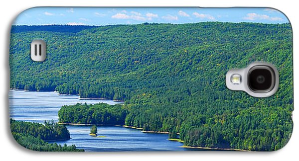 Beautiful Scenery Galaxy S4 Cases - Barkhamsted Reservoir Galaxy S4 Case by HD Connelly