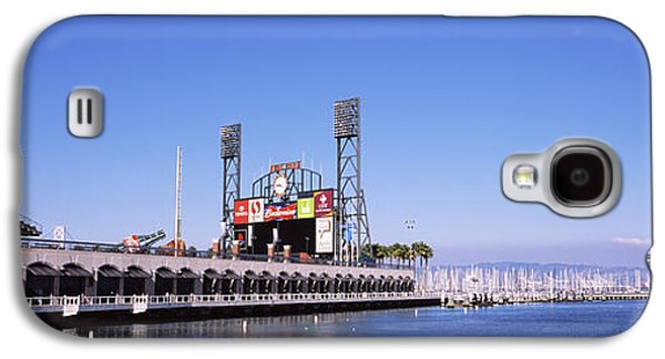 Built Structure Galaxy S4 Cases - Baseball Park At The Waterfront, At&t Galaxy S4 Case by Panoramic Images
