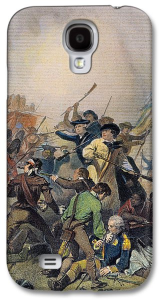 African-american Galaxy S4 Cases - Battle Of Bunker Hill Galaxy S4 Case by Granger