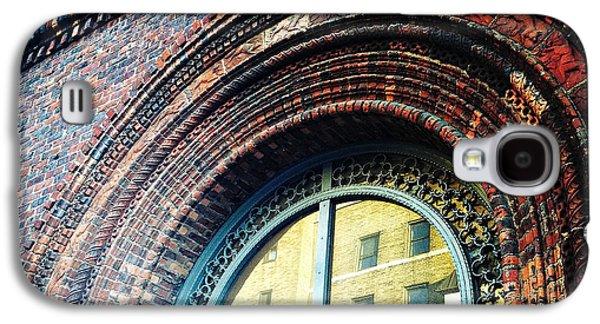 East Village Galaxy S4 Cases - Beautiful Brick Galaxy S4 Case by Natasha Marco