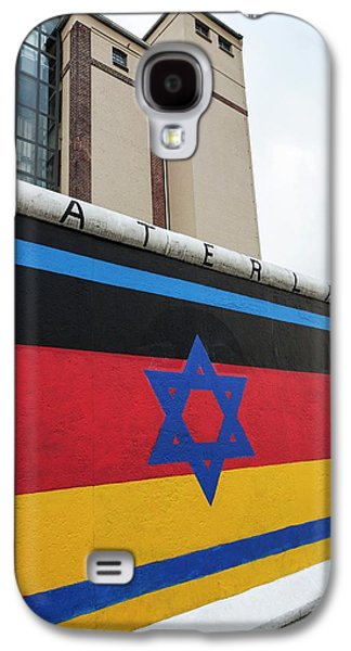 Berlin Wall Galaxy S4 Case by Ton Kinsbergen