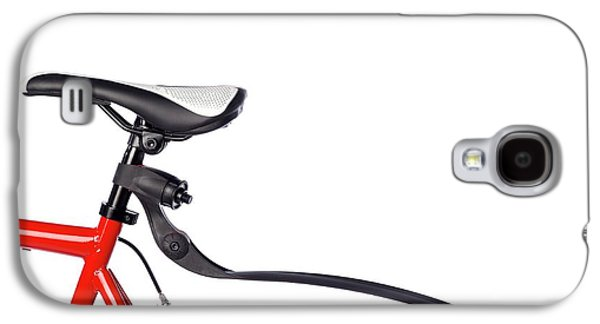 Bicycle Mud Guard Galaxy S4 Case by Science Photo Library