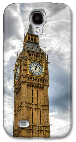 Kate Middleton Galaxy S4 Cases - Big Ben Galaxy S4 Case by Chirag Yadav