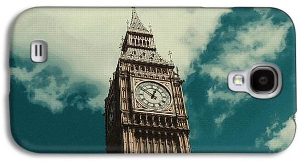 Government Mixed Media Galaxy S4 Cases - Big Ben in London Galaxy S4 Case by Adam Asar