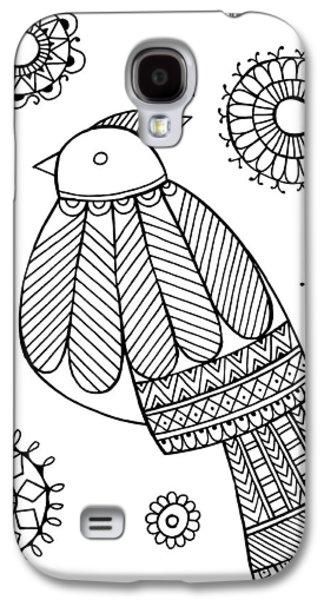 Bird Dove Galaxy S4 Case by Neeti Goswami