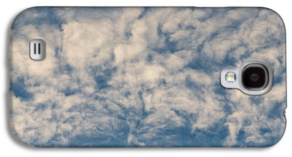 Fanciful Galaxy S4 Cases - Bizarre Clouds Galaxy S4 Case by Michal Boubin
