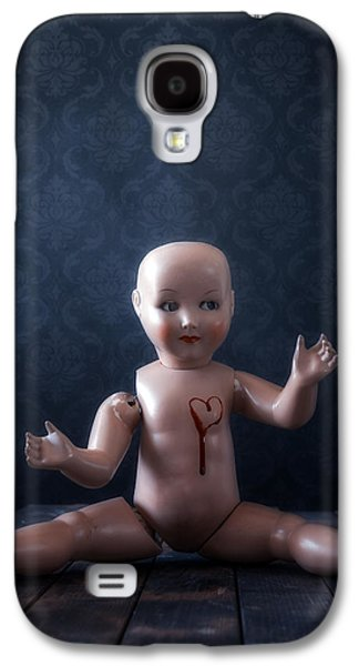 Doll Galaxy S4 Cases - Bleeding Heart Galaxy S4 Case by Joana Kruse