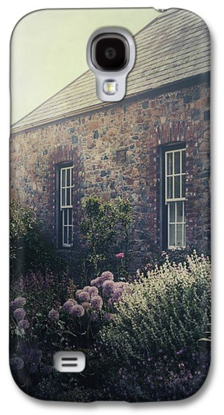 Stonewall Galaxy S4 Cases - British Cottage Galaxy S4 Case by Joana Kruse