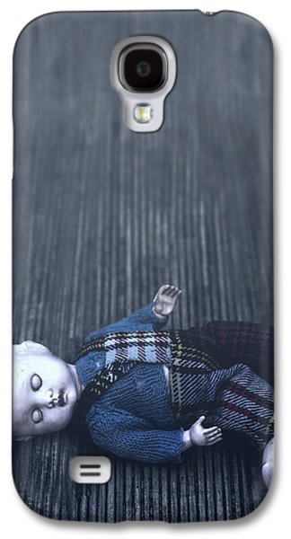Doll Galaxy S4 Cases - Broken Doll Galaxy S4 Case by Joana Kruse