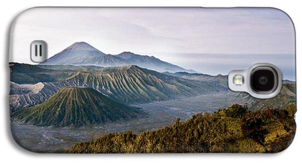 Dreamscape Galaxy S4 Cases - Bromo valley  Java  Indonesia Galaxy S4 Case by Dray Van Beeck