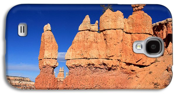 Designs In Nature Galaxy S4 Cases - Bryce Canyon Galaxy S4 Case by Aidan Moran