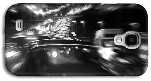 Asphalt Galaxy S4 Cases - Busy Highway Galaxy S4 Case by Carlos Caetano