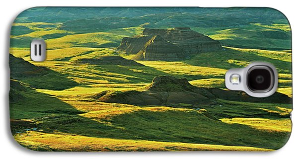 Canada, Saskatchewan, Grasslands Galaxy S4 Case by Jaynes Gallery