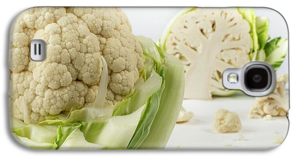Cauliflower Galaxy S4 Case by Aberration Films Ltd