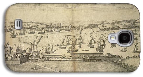 Chatham Galaxy S4 Case by British Library