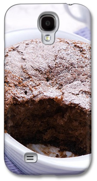 Chocolate Pudding Galaxy S4 Case by Amanda And Christopher Elwell