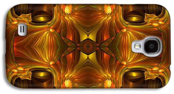 Youthful Galaxy S4 Cases - Classical Traditions Galaxy S4 Case by Georgiana Romanovna