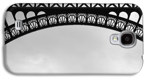 Close Up Of Eiffel Tower, Paris, France Galaxy S4 Case by Panoramic Images