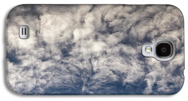 Fanciful Galaxy S4 Cases - Clouds Galaxy S4 Case by Michal Boubin