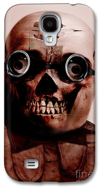 Ghastly Galaxy S4 Cases - Colonel Chaos Galaxy S4 Case by Ryan Jorgensen