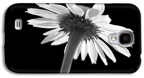 Genus Galaxy S4 Cases - Coneflower Galaxy S4 Case by Tony Cordoza
