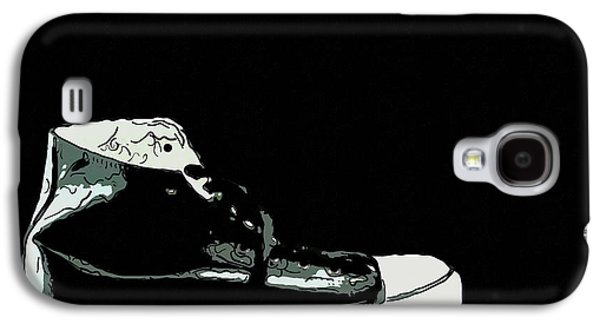 Sneaker Galaxy S4 Cases - Converse sports shoes Galaxy S4 Case by Toppart Sweden