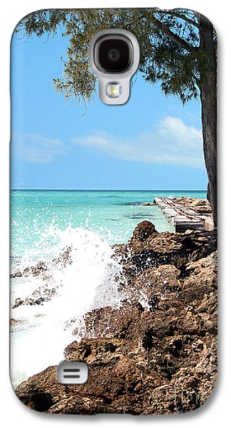 Tree Roots Galaxy S4 Cases - Crash Galaxy S4 Case by Ryan Burton