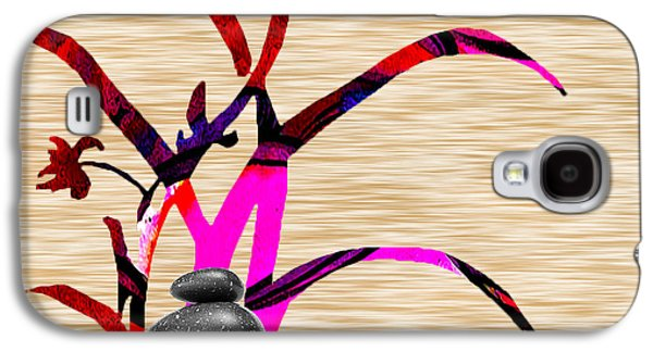 Stones Galaxy S4 Cases - Creating Balance Galaxy S4 Case by Marvin Blaine