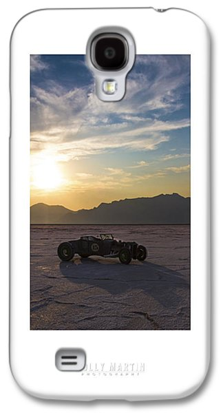 Antique Automobiles Galaxy S4 Cases - Custom Salt Galaxy S4 Case by Holly Martin