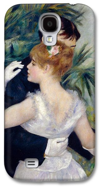 Dance In The City Galaxy S4 Case by Pierre-Auguste Renoir