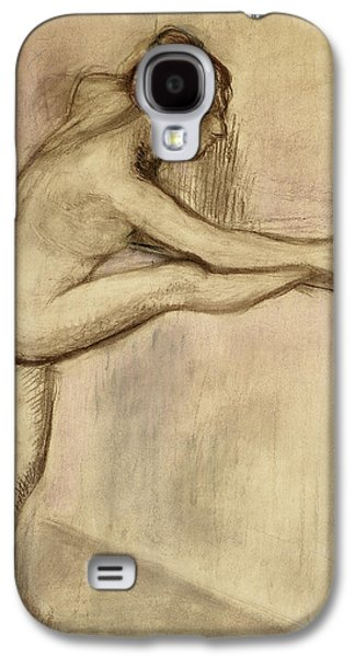 Dancer At The Bar Galaxy S4 Case by Edgar Degas