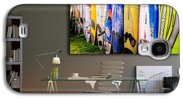 Sample Galaxy S4 Cases - Decorating with fine art photography Galaxy S4 Case by Edward Fielding