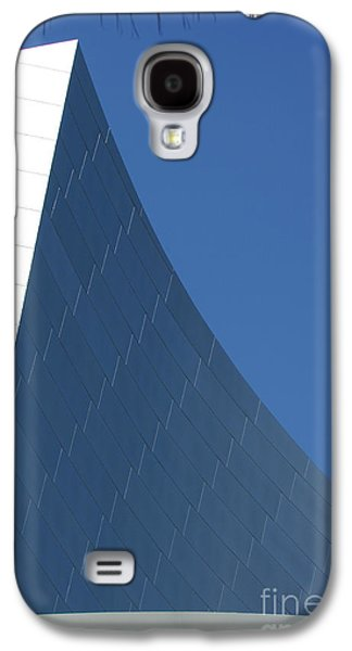 Metal Sheet Galaxy S4 Cases - Disney Concert Hall 15 Galaxy S4 Case by Micah May