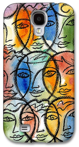 Cooperation Galaxy S4 Cases - Diversity Galaxy S4 Case by Leon Zernitsky