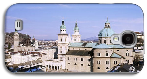 Salzburg Galaxy S4 Cases - Dome Salzburg Austria Galaxy S4 Case by Panoramic Images