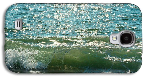 Nature Abstracts Galaxy S4 Cases - Dramatic sea Galaxy S4 Case by Roksana Bashyrova
