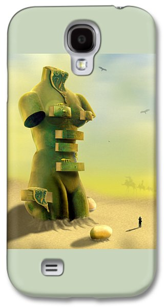Drawers Galaxy S4 Case by Mike McGlothlen
