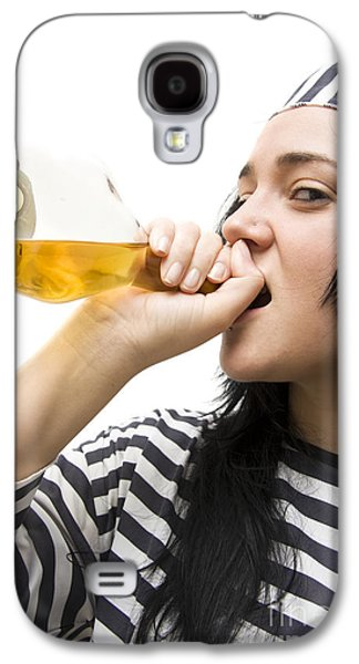 Drinking Detainee Galaxy S4 Case by Jorgo Photography - Wall Art Gallery