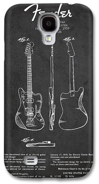 Recently Sold -  - Drawing Galaxy S4 Cases - Electric Guitar Patent Drawing from 1959 Galaxy S4 Case by Aged Pixel