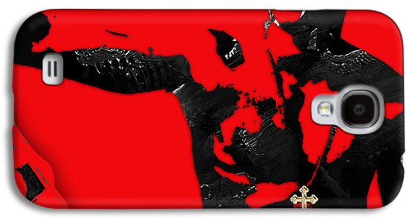Empire Galaxy S4 Cases - Empires Bryshere Gray Hakeem Galaxy S4 Case by Marvin Blaine