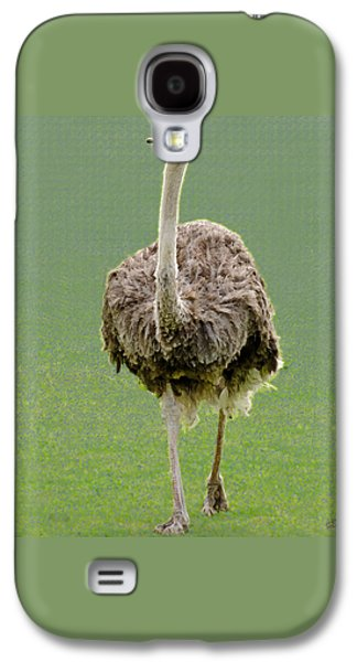 Emu Galaxy S4 Case by Ellen Henneke