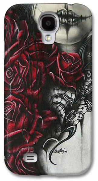 Horror Galaxy S4 Cases - Entrap  Galaxy S4 Case by Sheena Pike