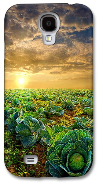 Fall Harvest Galaxy S4 Case by Phil Koch