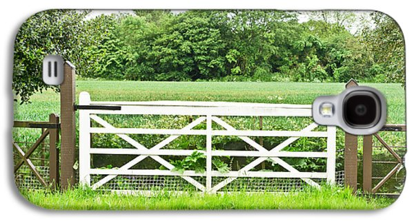 Farm Gate Galaxy S4 Case by Tom Gowanlock