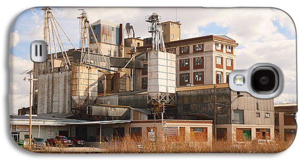 Feed Mill Galaxy S4 Cases - Feed Mill Galaxy S4 Case by Charles Beeler