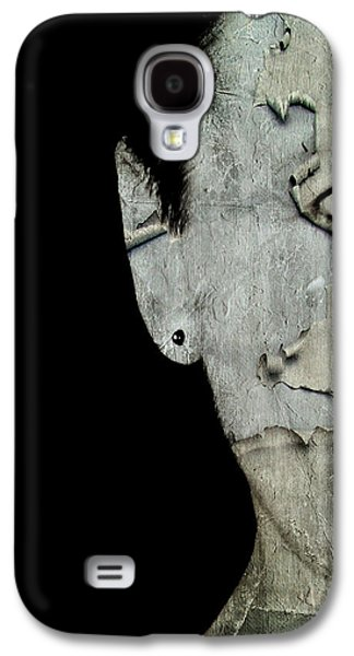 Development Mixed Media Galaxy S4 Cases - Feelings Galaxy S4 Case by Heike Hultsch