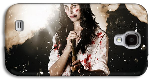 Fighting Spirit Galaxy S4 Case by Jorgo Photography - Wall Art Gallery