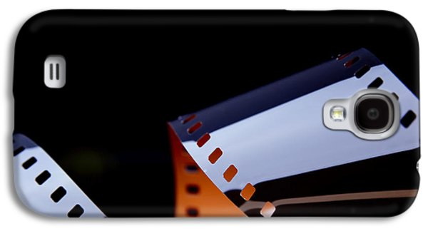 Filmstrip Galaxy S4 Cases - Film Strip Abstract Galaxy S4 Case by Tim Hester