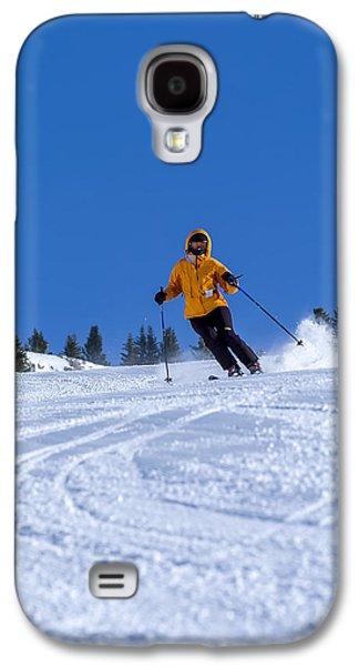 Colorado Galaxy S4 Cases - First Run Galaxy S4 Case by Sebastian Musial
