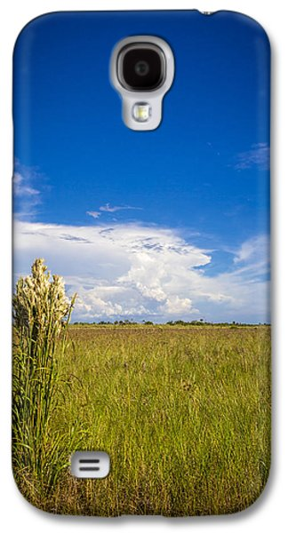 Sand Dunes Galaxy S4 Cases - Florida Flat Land Galaxy S4 Case by Marvin Spates